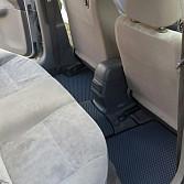 Nissan Sunny IX правый руль (B15) (Ниссан Санни В15) 1998-2004 Зад