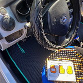 Renault Logan II 2014- (вод.)