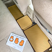 Toyota Corolla IX седан правый руль (E120 2WD) 2002-2006 (зад.)