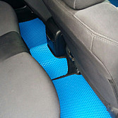 Subaru Impreza III правый руль хэтчбек (GH) (Субару Импреза) 2007-2011 Зад