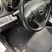 Mazda 3 II хэтчбек (BL) 2009-2013  вод