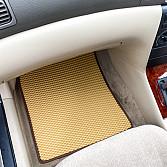 Toyota Corolla IX седан правый руль (E120 2WD) 2002-2006 (перед.)(пас.)