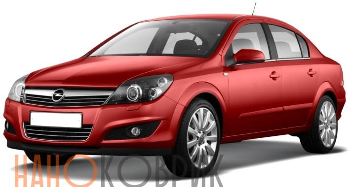 Автомобильные коврики ЭВА (EVA) для Opel Astra  III седан (H, L69) 2004-2011