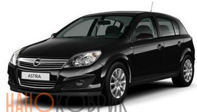 Автомобильные коврики ЭВА (EVA) для Opel Astra  III хэтчбек (H, L48) 2004-2011