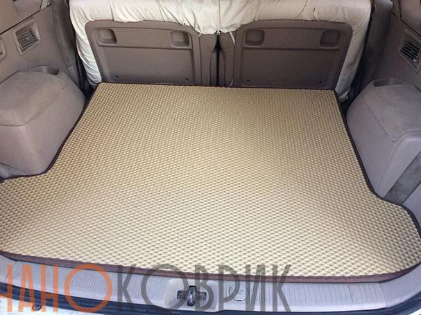 Автомобильные коврики ЭВА (EVA) для Toyota Ipsum I правый руль (M10) (7 мест 2WD) 1996-2001