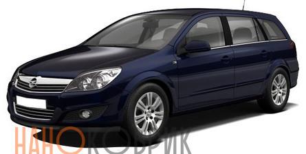 Автомобильные коврики ЭВА (EVA) для Opel Astra  III универсал (H, L35) 2006-2011