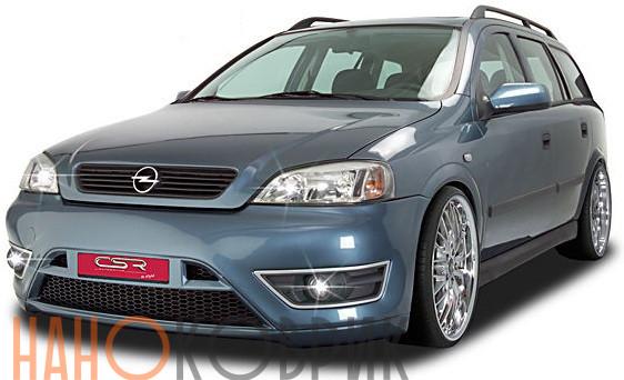 Автомобильные коврики ЭВА (EVA) для Opel Astra II универсал (G) 1998-2005