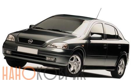 Автомобильные коврики ЭВА (EVA) для Opel Astra II хэтчбек 5дв (G) 1998-2005