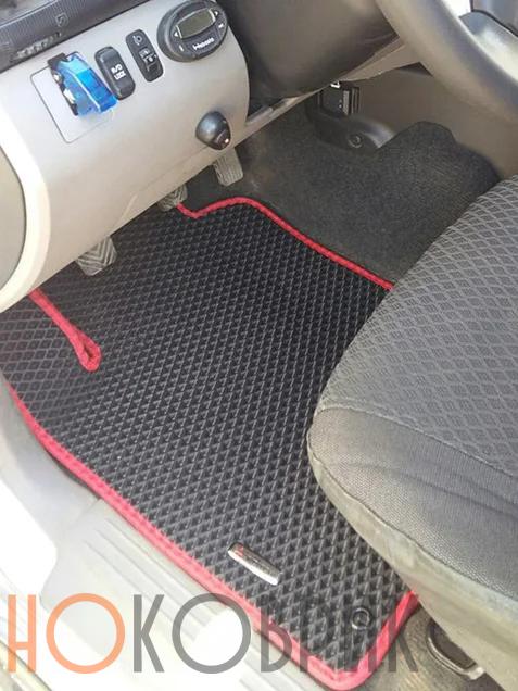 Автомобильные коврики для Mitsubishi L200 IV 2007-2016