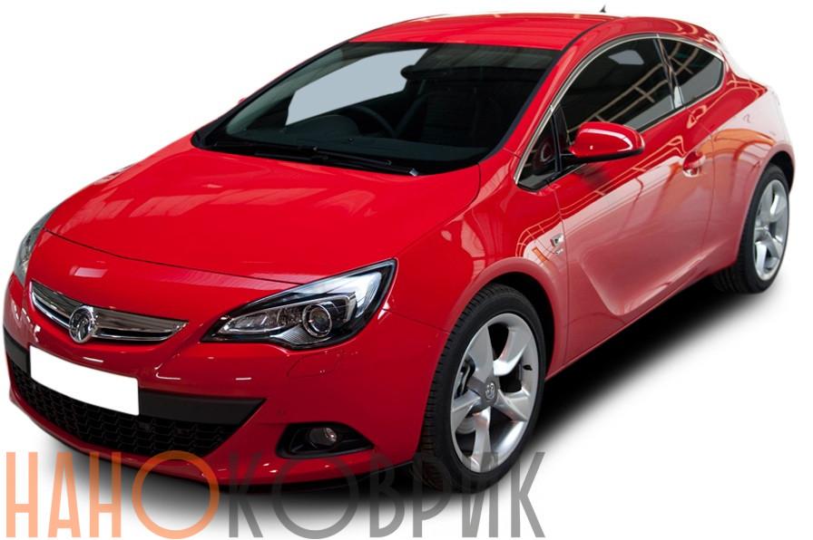 Автомобильные коврики для Opel Astra GTC IV (J) (P10) 2011-2015