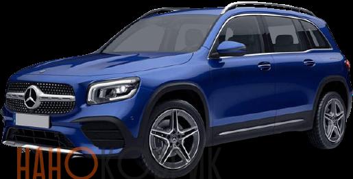 Автомобильные коврики ЭВА (EVA) для Mercedes-Benz GLB I (X247) 2019-