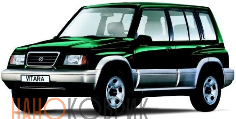 Автомобильные коврики для Suzuki Vitara I 5 дверей 1988-2006