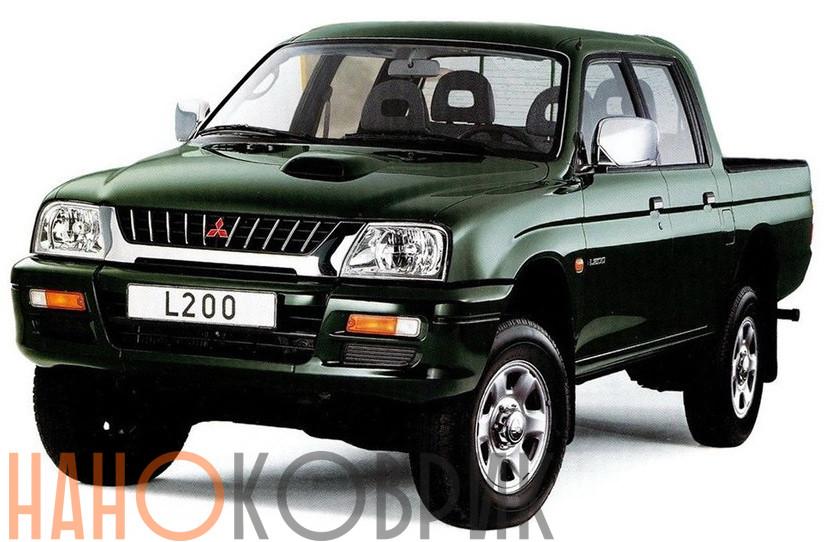 Автомобильные коврики для Mitsubishi L200 III 1996-2006