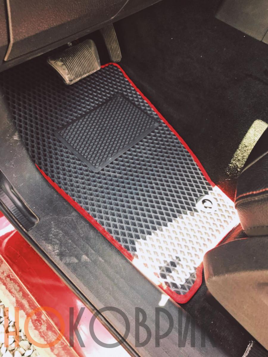 Автомобильные коврики ЭВА (EVA) для Dodge Nitro I 2006-2011