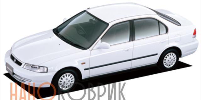 Автомобильные коврики для Honda Domani II правый руль (MB) 1997-2000