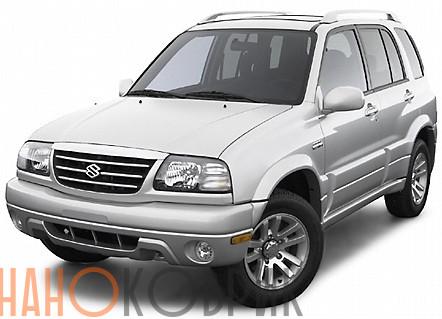 Автомобильные коврики для Suzuki Grand Vitara II (5 дверей) 1998-2005