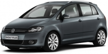 Volkswagen Golf Plus V 2009-2014
