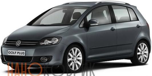 Автомобильные коврики для Volkswagen Golf Plus V 2009-2014