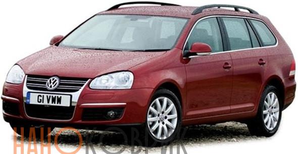 Автомобильные коврики для Volkswagen Golf V универсал 2003-2009