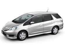 Honda Fit Shuttle I правый руль	(GP, GG) 2011-2015