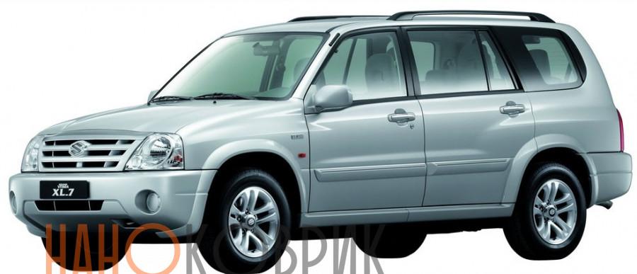 Автомобильные коврики для Suzuki Grand Vitara XL-7 I рестайлинг 5 мест 2003-2006