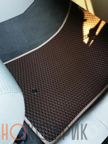 Автомобильные коврики ЭВА (EVA) для Dodge Caliber I 2006-2011