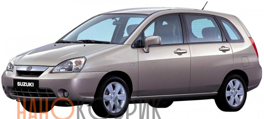 Автомобильные коврики для Suzuki Liana I универсал (ER) 2001-2008