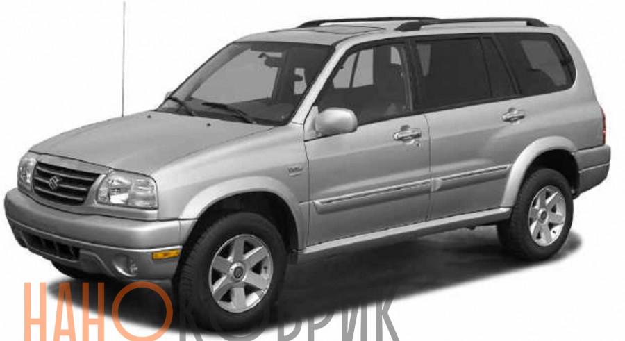 Автомобильные коврики для Suzuki Grand Vitara XL-7 5 мест I 2001-2003