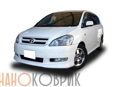 Автомобильные коврики ЭВА (EVA) для Toyota Ipsum II правый руль  (M20) (7 мест без 3 ряда) 2001-2009