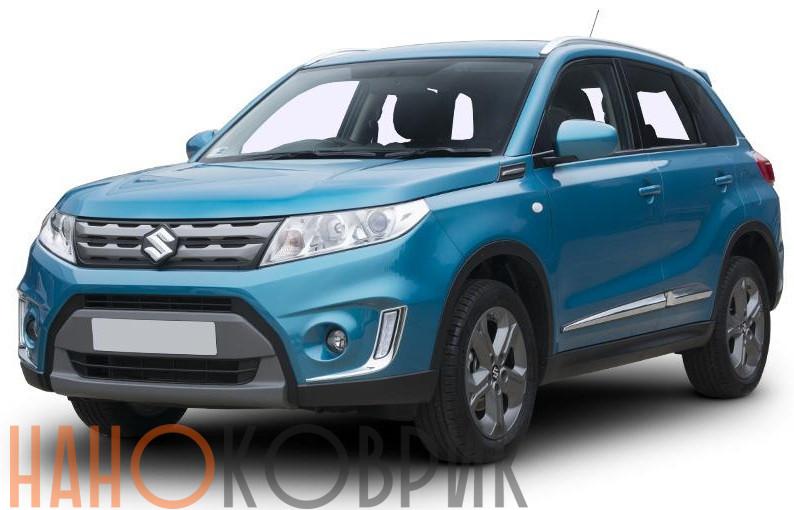 Автомобильные коврики для Suzuki Vitara IV (5 дверей) 2014-