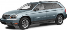 Chrysler Pacifica I	(4WD) 2003-2008