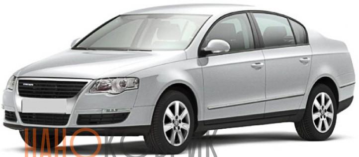 Автомобильные коврики для Volkswagen Passat VI седан (B6) 2005-2010