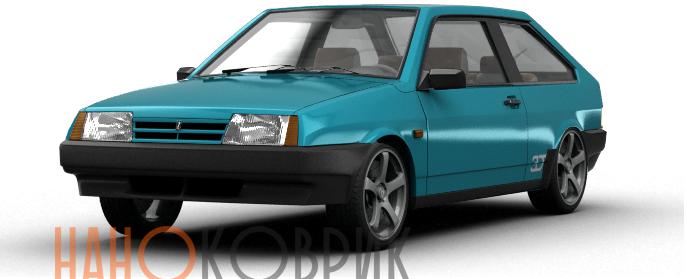 Автомобильные коврики для Lada 2108 1984-2003