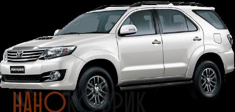 Автомобильные коврики ЭВА (EVA) для Toyota Fortuner I (AN50,60) 2011-2015