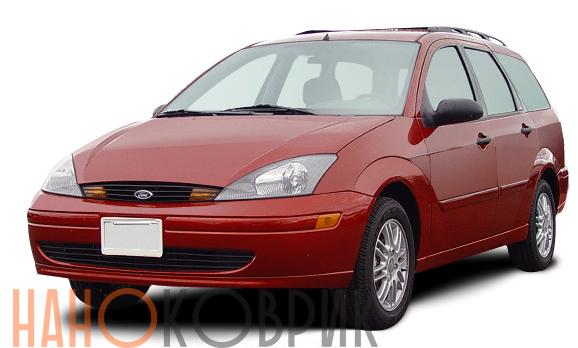 Автомобильные коврики для Ford Focus  I универсал (Mk 1 DNW) 1998-2003
