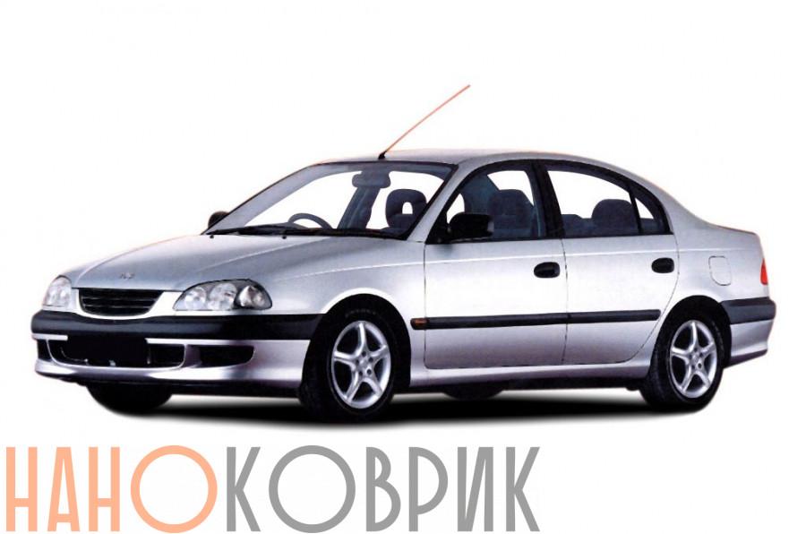 Автомобильные коврики для Toyota Avensis I седан (T210, T220) 1997-2003