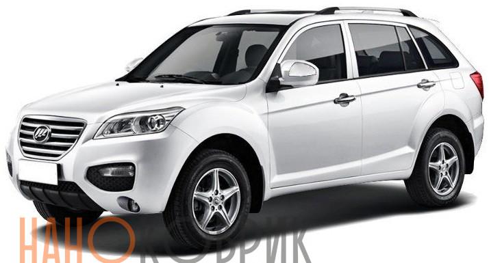 Автомобильные коврики ЭВА (EVA) для Lifan X60 I 2012-