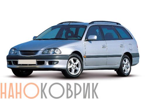 Автомобильные коврики для Toyota Avensis I универсал (T210, T220) 1997-2003