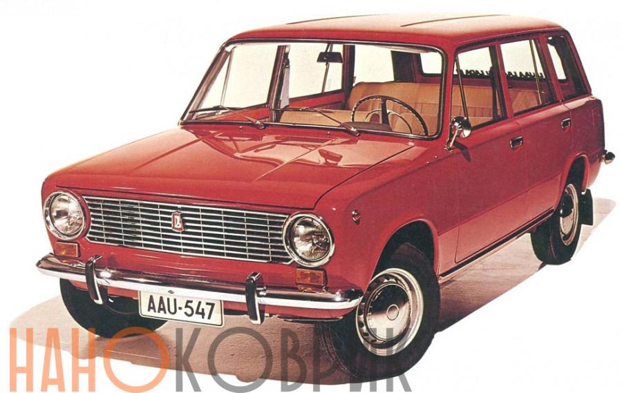 Автомобильные коврики для Lada 2102 1971-1988