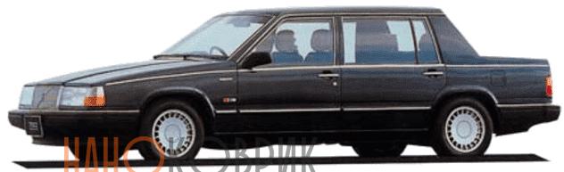 Автомобильные коврики для Volvo 760 1982-1992