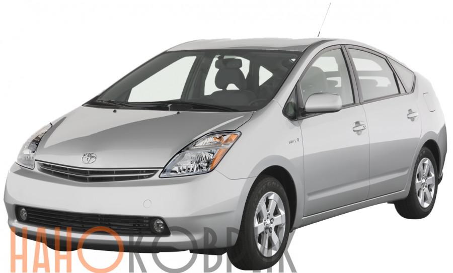 Автомобильные коврики ЭВА (EVA) для Toyota Prius II (XW20) 2003-2009