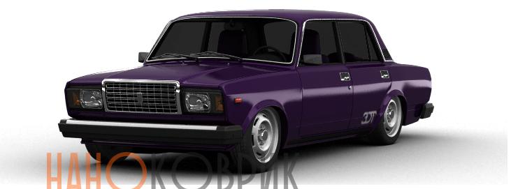 Автомобильные коврики для Lada 2107 1982-2012