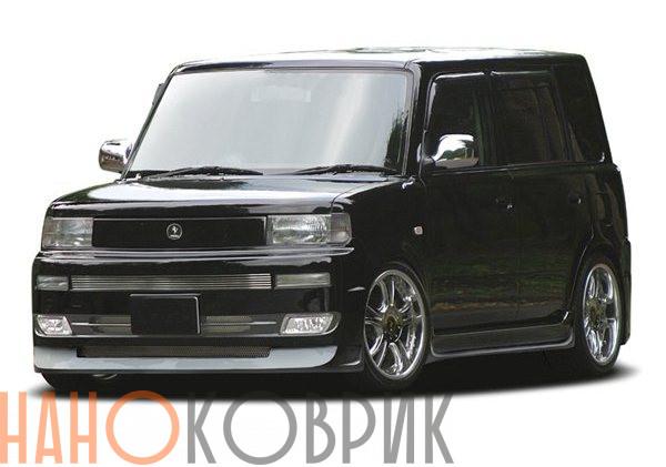 Автомобильные коврики для Toyota bB I правый руль (NCP30) 2000-2005