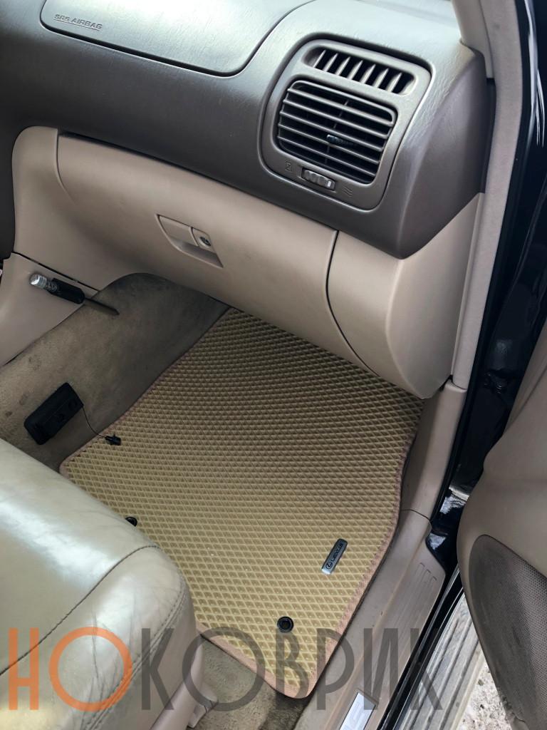 Автомобильные коврики для Lexus LX470 II (J100 7 мест) 1998-2007