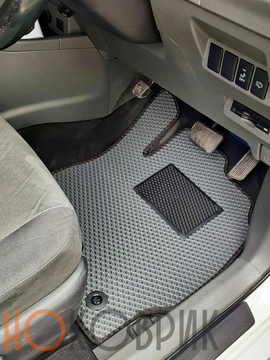 Автомобильные коврики ЭВА (EVA) для Toyota Prius А I правый руль (XW40 5 мест) 2011-