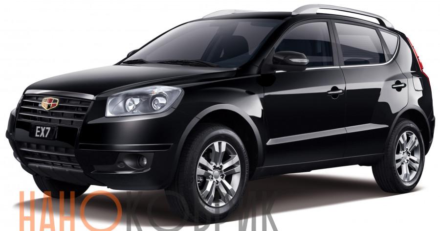 Автомобильные коврики для Geely Emgrand X7 I 2013-2016