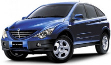 SsangYong Actyon I (C100) 2006-2010