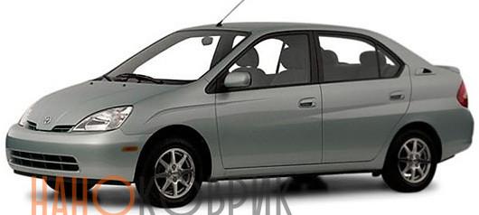Автомобильные коврики ЭВА (EVA) для Toyota Prius I правый руль (XW10,11) 1997-2003