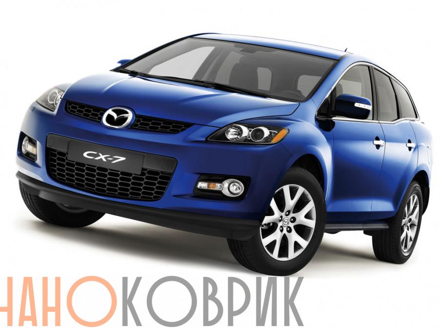 Автомобильные коврики для Mazda CX-7 I (ER) 2006-2012