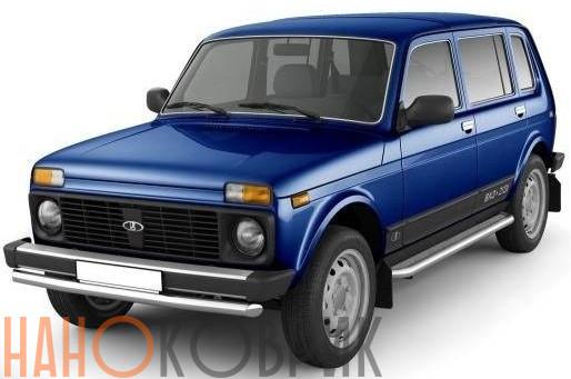 Автомобильные коврики для Lada Niva I (2131) 1993-